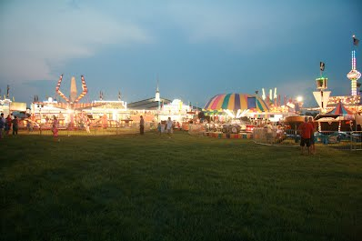 Fairfield Township Community Fest offers various thrill rides
